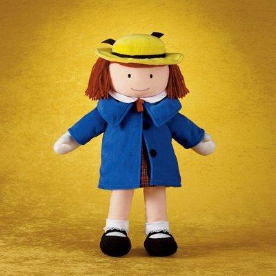 Madame Alexander Dolls Cloth Madeline , 29, Madeline Collection, Storyland Collection by Madame Alexander Dolls