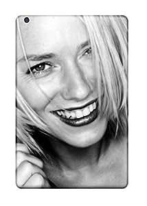 Hot New Naomi Watts Closeup Bw 2 Blond Hair Actress Australian Movie Star Bampw People Women Case Cover For Ipad Mini/mini 2 With Perfect Design