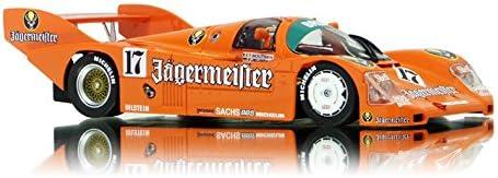 1/32 Slot.It Slot Cars - Porsche 962KH Brun Motorsport - Jägermeister - Winner 1000km of Spa 1986 - No. 17 (SICA17B)