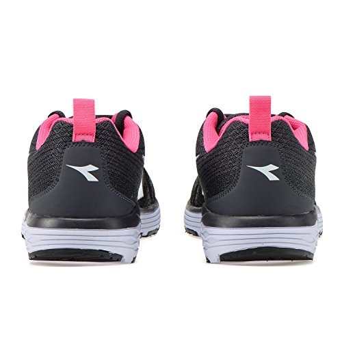 Chaussures De Flamingo Running Femme Blanc Diadora Noir C0641 W qzxpnwwR