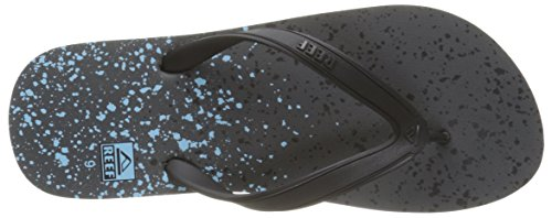 Uomo Prints Splatter Blu Switchfoot Blue Prints Reef Infradito Reef Switchfoot BOFUqF