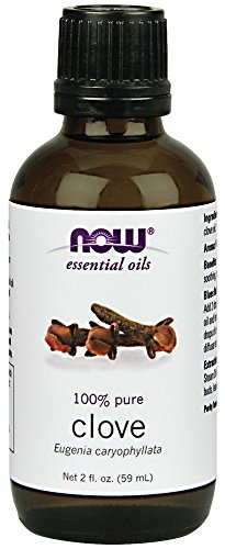 NOW Clove Oil, 2 -Ounce