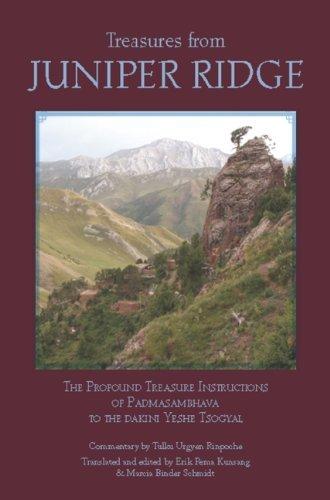 Tibetan Treasures - Treasures from Juniper Ridge