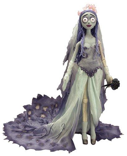 Tim Burton's Corpse Bride Emily Stuffed Toy 19