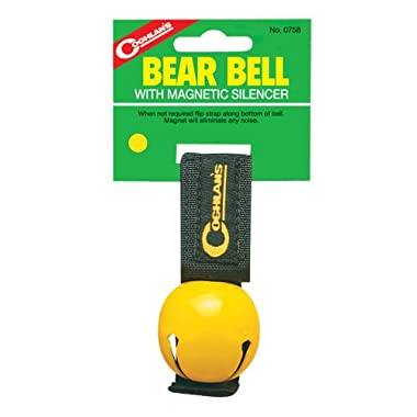 Coghlan's Magnetic Bear Bell, Yellow