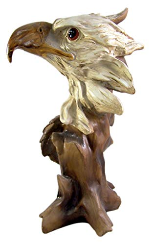 Bald Eagle Patriotic Statue 10 1/2 Inch (Eagle Spirit Statue)