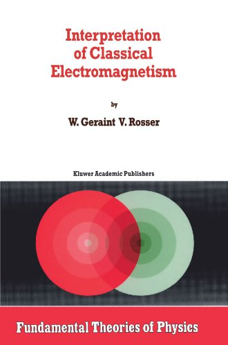 Interpretation of Classical Electromagnetism (Fundamental Theories of Physics)
