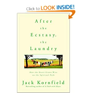 After the Ecstasy, the Laundry: How the Heart Grows Wise on the Spiritual Path Jack Kornfield