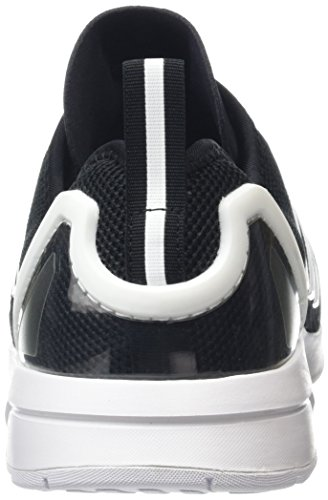 Black Advanced Unisex ZX adidas Core Nero Flux White Scarpe Adulto Ginnastica Basse Ftwr Core da Black RWfRPqH0c