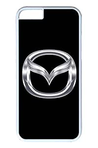 iPhone 6 Case - Protective Armor Hard Back Case for iPhone 6 Mazda Car Logo 8 Exact Fit High Quality White Hard Cases for iPhone 6 4.7 InchesMaris's Diary