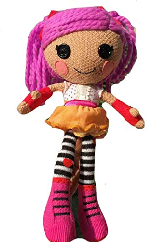 Plush Loopsy 12 in Plush Doll from Chunks of Charm (Purple) -