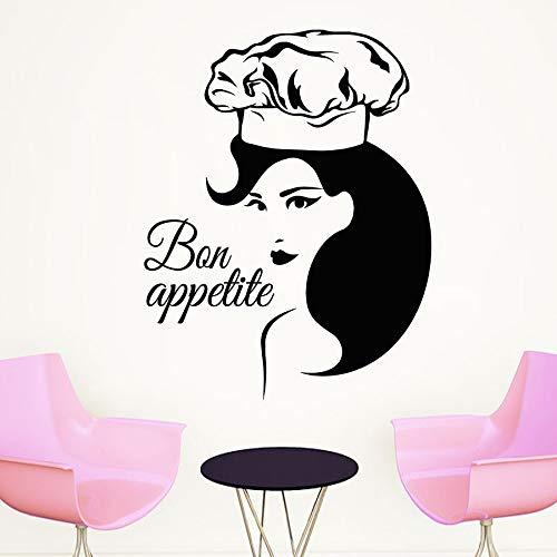 hllhpc Cocina Tatuajes de Pared Cotizaciones Bon Appetit ...