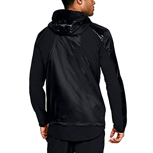 Under Armour UA Perpetual Full Zip SM Black by Under Armour (Image #2)