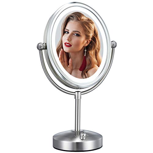 Professional 8'' Lighted Makeup Mirror