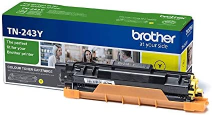 Cyan Brother Genuine Supplies Standard Yield Brother TN-243C Toner Cartridge