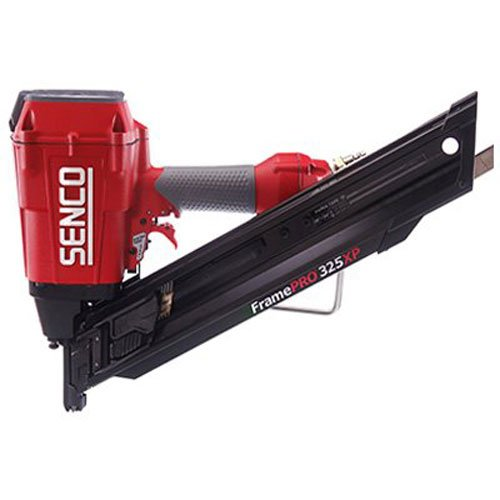 Senco FramePro 325XP 3 Clipped Head, Paper Taped Framing Nailer 4Z0101N