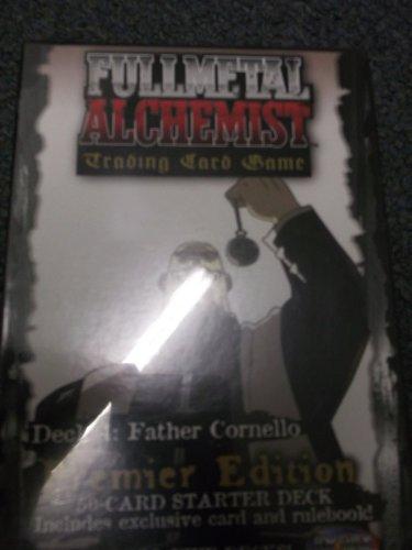 - Fullmetal Alchemist Trading Card Game Deck 4: Father Cornello Premiere Edition