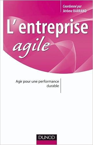 Jerome BARRAND L'entreprise Agile