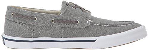 Sperry Sneaker Washed Sider Bahama Men's II Boat Grey Top rU1O7r