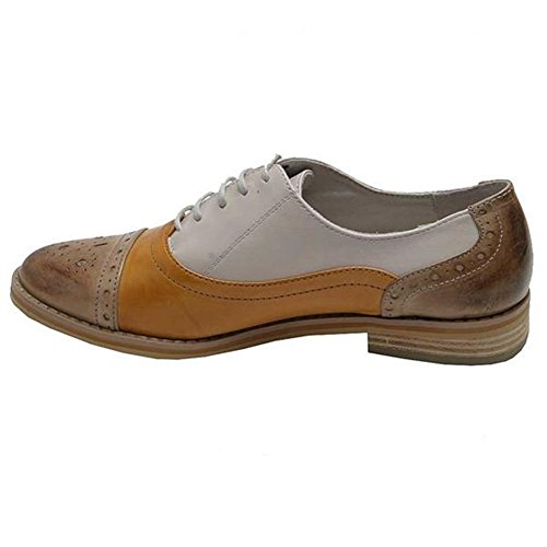 Regarde Oxford Le Ciel Camel Multi Giovanna Laced 7d7rpwYxq