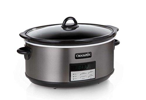 8quart programmable crock pot - 2