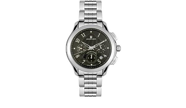 Universal Geneve 871.102/9179M Hombres Relojes: Universal Geneve: Amazon.es: Relojes