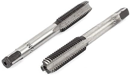 Aexit 20 Stücke Schnellarbeitsstahl 3 Flöten M8 metrische Gewindekegel-Rohrhahn (4854dc8641d72201f02e08aef0de99b2)