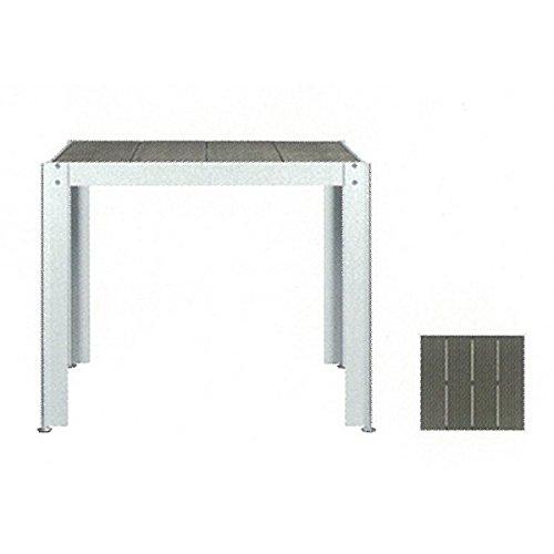クレスコ クッキンガーデン 正方形テーブル(2人用) T8080 『ガーデンテーブルセット』 B00AE25ZRW