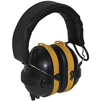 NoiseBuster Noise Canceling Safety Earmuff PA4000 Over-the-Head Model