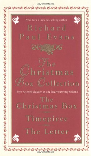 Full The Christmas Box Trilogy Book Series by Richard Paul Evans