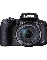 كاميرا كانون باورشوت SX70 HS 4k اسود 20.3 ميجا بكسل