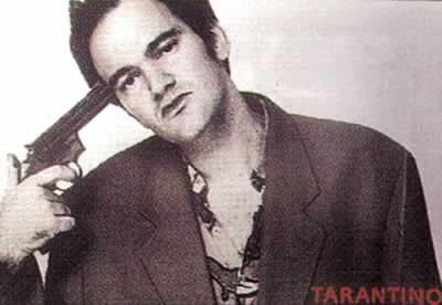 Quentin Tarantino - Poster: Gun