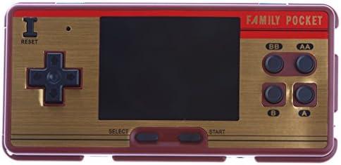 Dolity クラシックゲーム コンソール USB充電ケーブル ポケットゲーム RS-20A 3.0インチ 低消費電力 贈り物