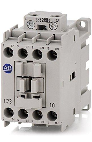 Allen-Bradley 100-C23D10, New, Contactor, IEC, 23A, 3P, 120V Coil