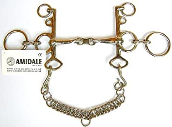 Horse Tack Rugby Pelham Horse Bit French Link