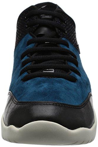Geox Sfinge A, Baskets Basses Femme Blau (Octane/Navyc4186)