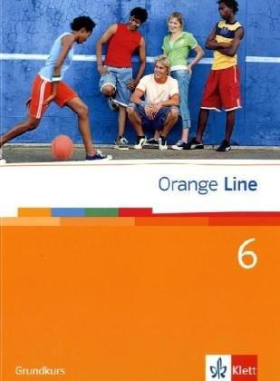 Orange Line / Schülerbuch Teil 6 (6. Lernjahr) Grundkurs