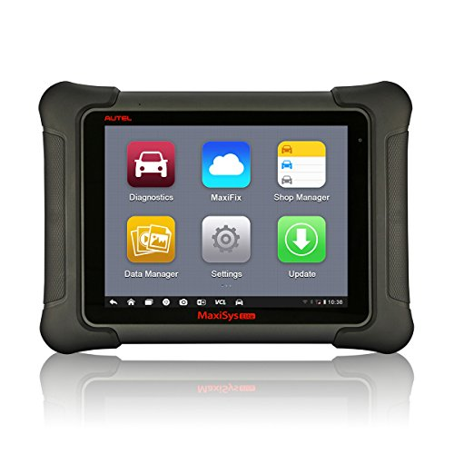 Autel Maxisys Elite Diagnostic Tool (Upgraded Version of MS908P Pro) with WiFi Bluetooth Full OBD2...