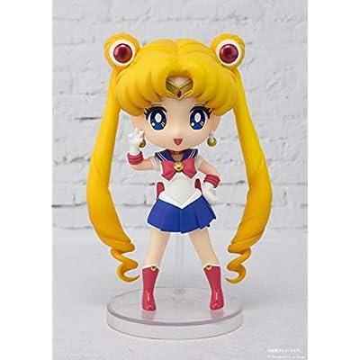 TAMASHII NATIONS Bandai Figuarts Mini Sailor Moon, Multi: Toys & Games