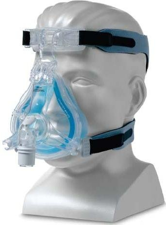 Respironics Replacment Frame and Cushion for X-Large comfort gel Full Face (Face Mask Headgear)
