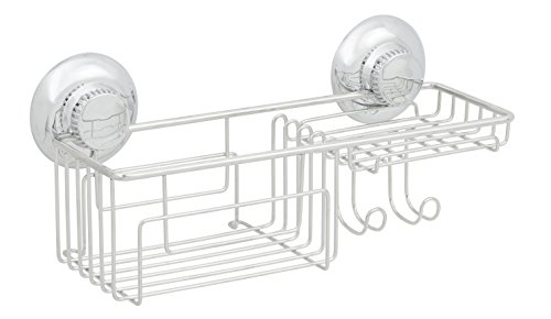 Gecko Loc Rustproof Suction Shower Storage product image