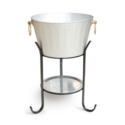 Outdoor Escapes Steel Ice Tub by Outdoor Escapes