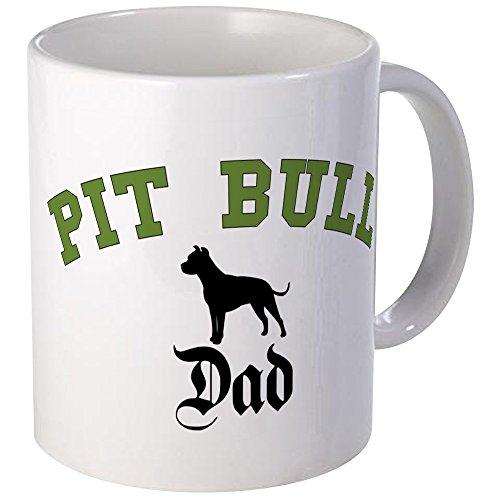 Pit Bull Dad Mug CafePress