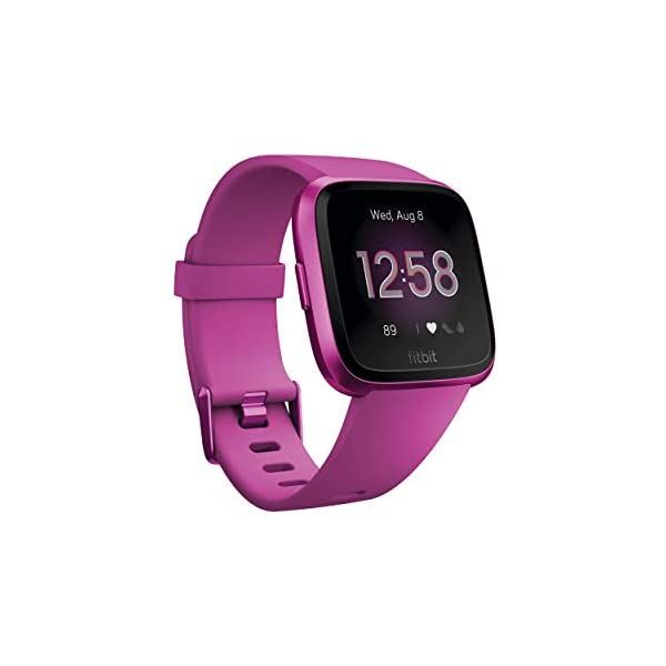 Track your all day activity, 24/7 heart rate, & sleep stages, all with a 4 plus day battery life (varies with use and other factors) One Size (S and L Bands Included), 1 Count  Smart Tickers