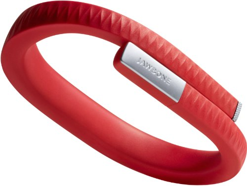 Up By Jawbone   Small   Red  Discontinued By Manufacturer