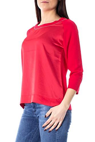 Maglia Anis Donna 931090 Rosso Maglione OErEq0T