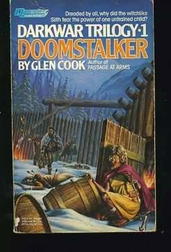 book cover of Doomstalker