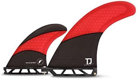 FUTURE(フューチャー)ロングボード用フィン・TAYLOR JANSEN