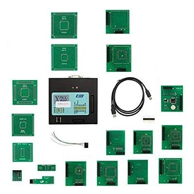 Justdodo XPROG 5.55 ECU Programmation Programmeur Puce Auto Réglage Outil De Diagnostic De Réparation De Scanner Outils Spécialement pour BMW CAS4