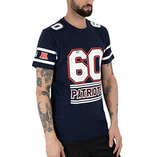 New Era NFL Team Established tee Neepat Osb Camiseta de Manga Corta